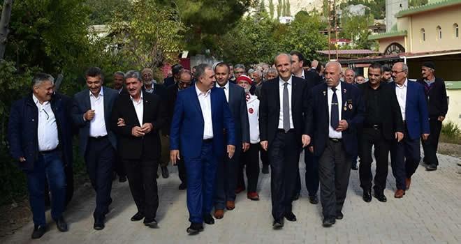 Dulkadiroğlu'nun sosyal tesis atağı devam ediyor