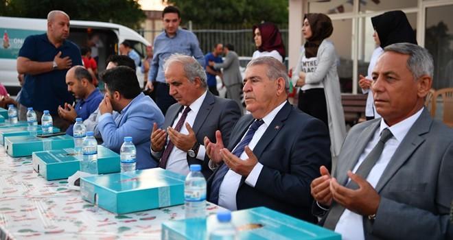 Başkan Mahçiçek'ten belediye personeline maaş müjdesi !