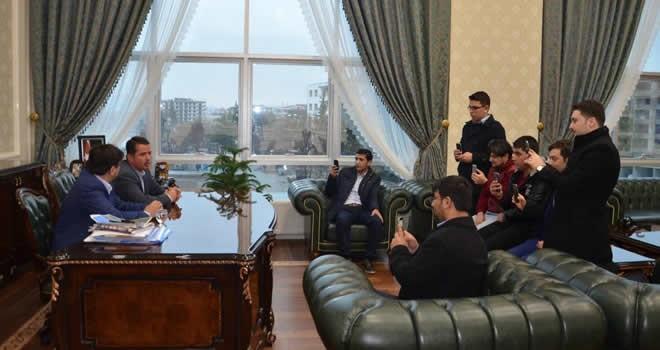 Kahramanmaraş sayfalar birliği Türkoğlu'nda bir araya geldi