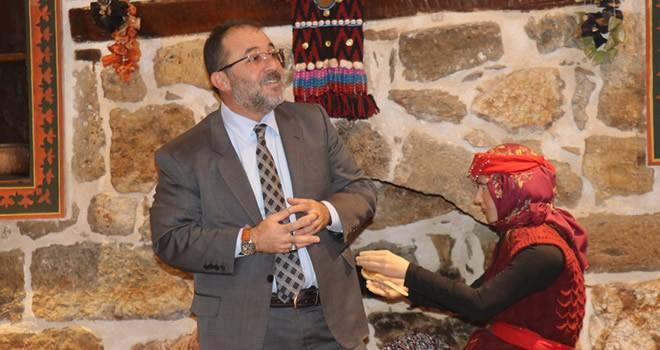 Başkan Güven: ''Ecdadımızın 750 yıllık ince zevkini burada yaşatacağız''
