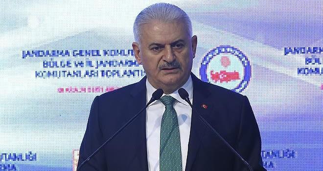 Başbakan Yıldırım: ''PKK'nın belini doğrultmasının imkanı yok''