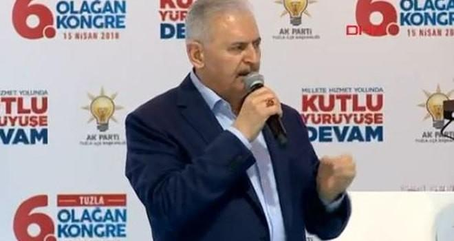 Başbakan Yıldırım'dan 'dolar' açıklaması!