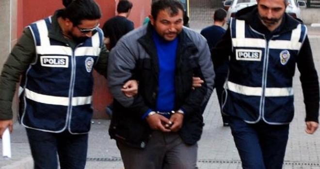 Kayseri'de cezaevine teslim olacağı gün bakın ne yaptı