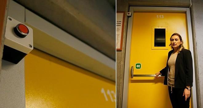 'Acil çıkış kapıları yangın anında otomatik açılacak'
