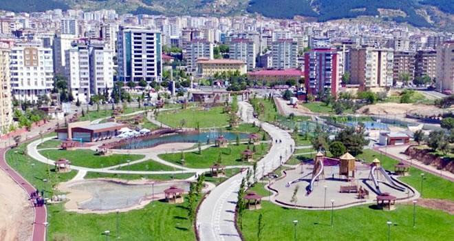 Başkan Erkoç Aliya İzzetbegoviç Parkı'nda