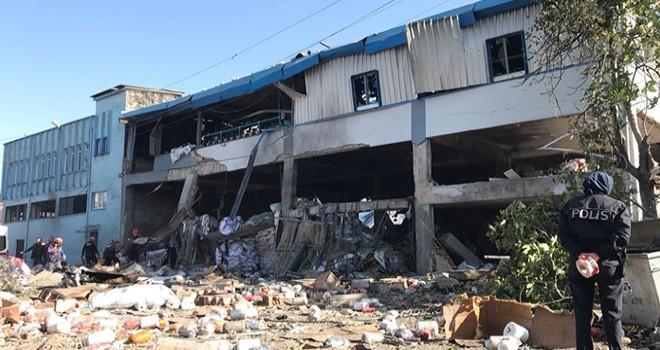 Bursa'da büyük patlama: Çok sayıda ölü ve yaralı var!