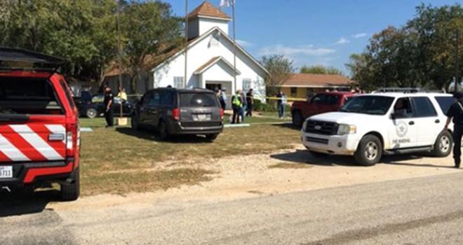 ABD'de kiliseye kanlı saldırı: Çok sayıda ölü ve yaralı var