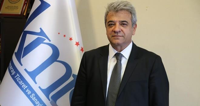 KMTSO Başkanı Serdar Zabun'dan 10 Kasım Mesajı