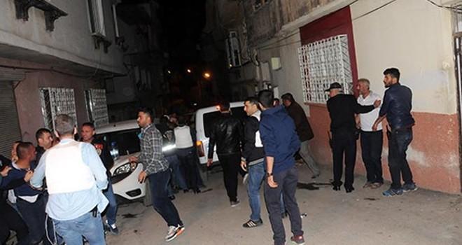 Gaziantep'te cezaevi firarisi 4 kişilik aileyi rehin aldı!