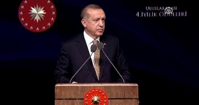 Erdoğan'dan çok sert cevap: Afrin çoktan düşmüştü
