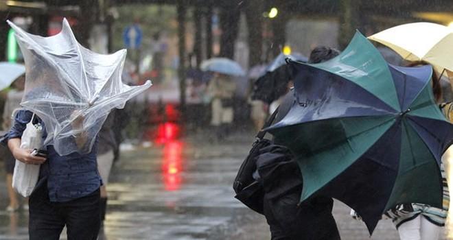 Meteoroloji'den son dakika açıklama: Doğu Akdeniz için fırtına uyarısı