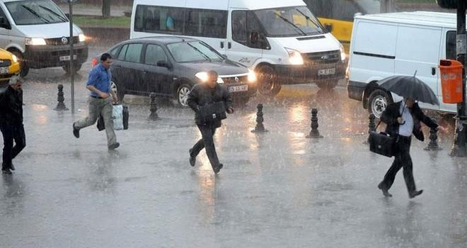 AKOM'dan Kahramanmaraşlılara yağış uyarısı