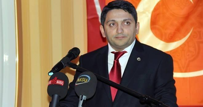 Elbistan'dan Ömer Özkan'a tam destek