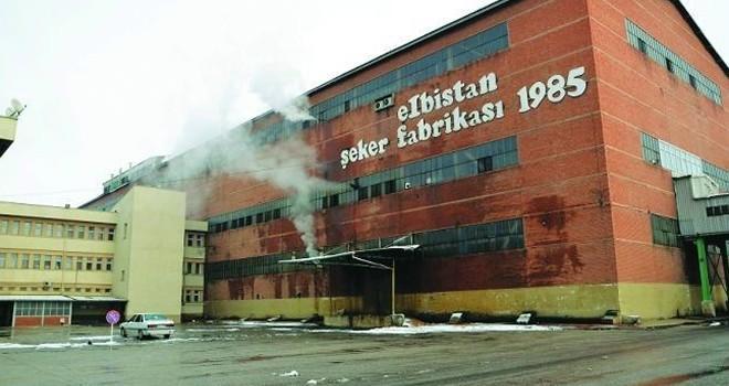 Elbistan dahil 14 şeker fabrikası için satış hazırlığı