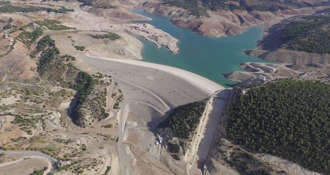 Kahramanmaraş barajlarında su seviyesi alarm veriyor !