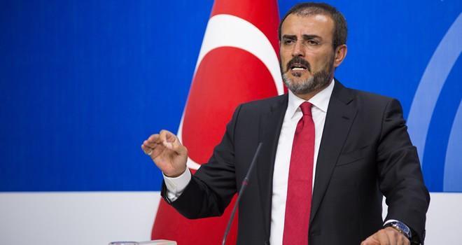 AK Parti Sözcüsü Mahir Ünal'dan CHP'nin o iddiasına sert yanıt