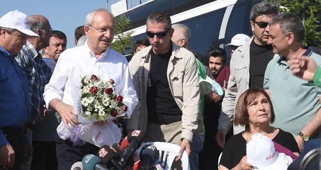 Kılıçdaroğlu, Kadir Topbaş'ın damadına sahip çıktı