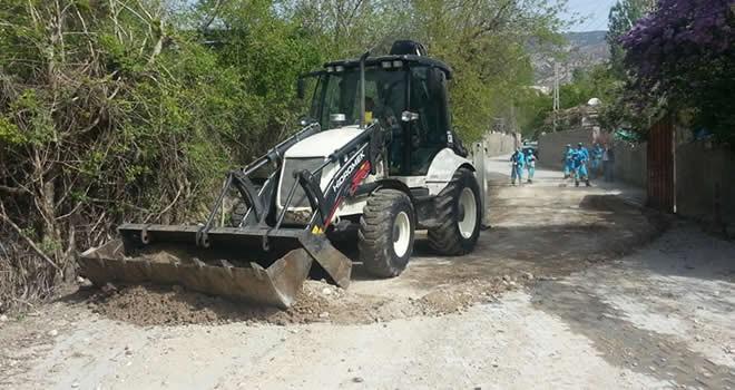 Dulkadiroğlu Belediyesi'nden bahar temizliği
