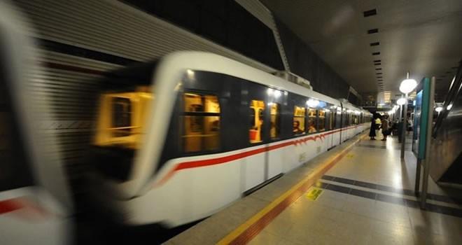 Metro istasyonunda feci ölüm!