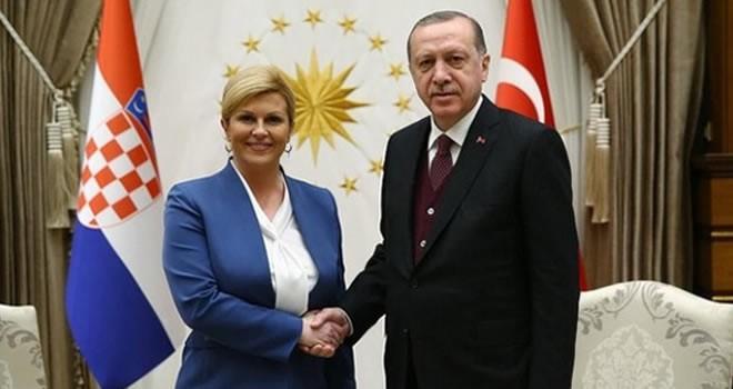 Cumhurbaşkanı Erdoğan: ''Kökü kazınacak...''