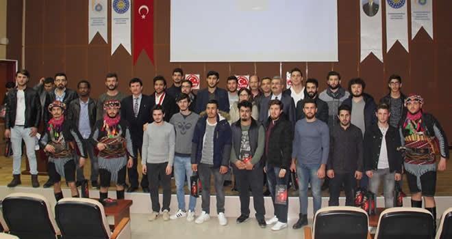 Onikişubat Belediyesi, KSÜ'DE öğrencileri hediye ile karşıladı