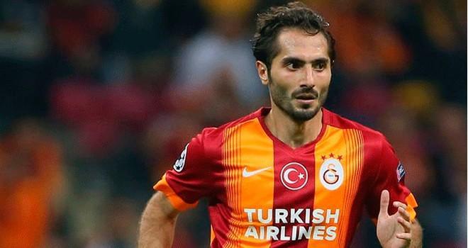 Galatasaray'dan ayrılan Hamit Altıntop TFF 1. Lig'e...