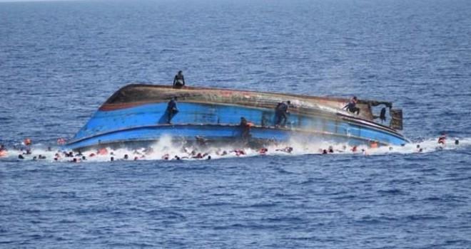 Akdeniz'de yine facia: 34 ölü
