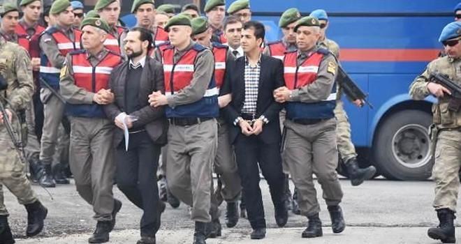 Cumhurbaşkanı Erdoğan'a saldırı düzenleyen suikast timi hakim karşısında!