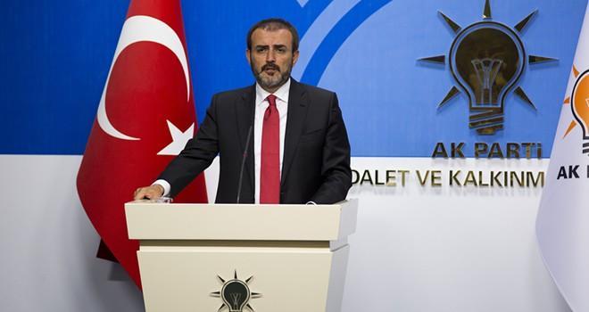 AK Parti Sözcüsü Ünal: Kılıçdaroğlu lider değildir ve liderimizin  muhatabı da değildir