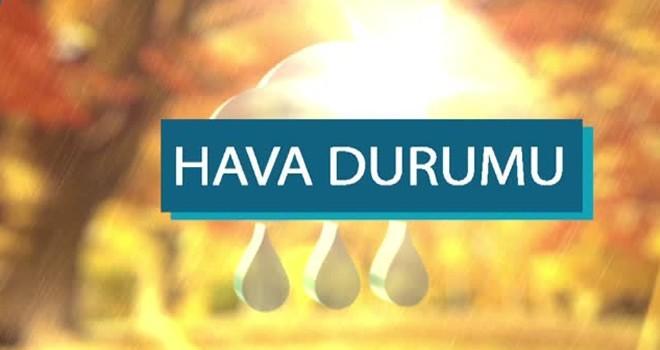 Kahramanmaraş'ta hafta sonu hava nasıl olacak?
