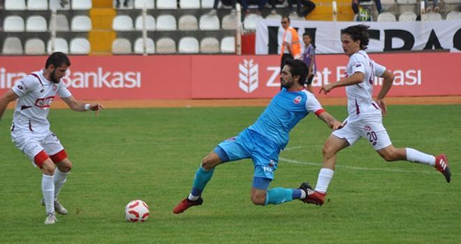 Tokatspor - Kahramanmaraşspor maç sonucu: 0-1