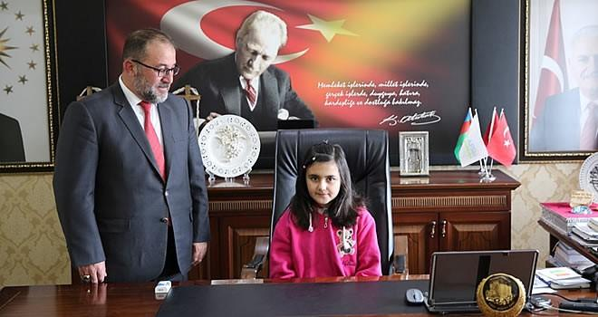 Afşin'e 23 Nisan'da yeni başkan