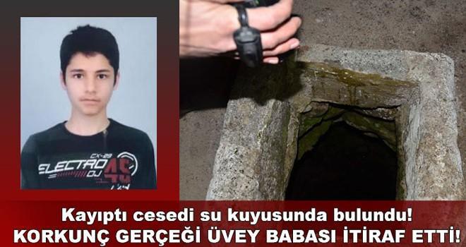 Ahmet Çoşkun'un Kayıp cesedi su kuyusunda bulundu!..