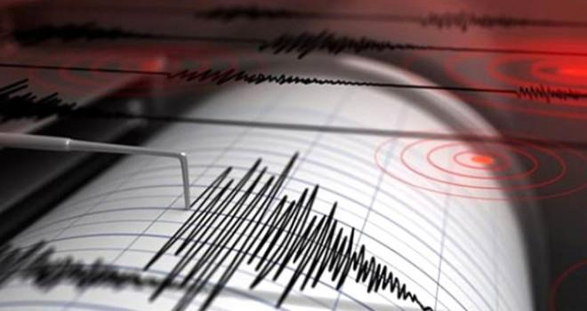 Van 4.0 büyüklüğünde deprem ile sallandı