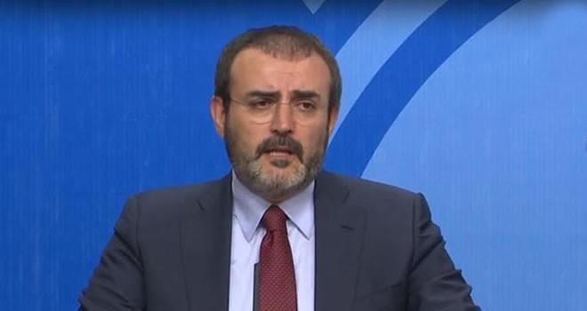 AK Parti Sözcüsü Ünal'dan CHP ilgili çok sert açıklamalar