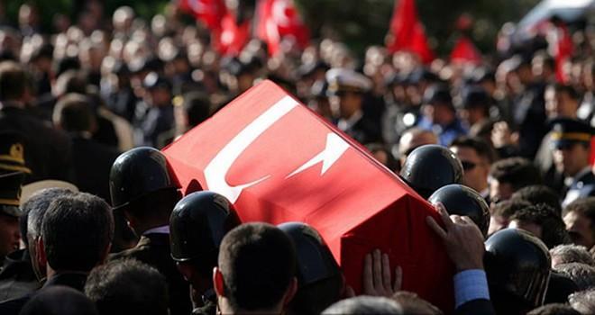 Fırat Kalkanı Harekatı'nda 1 Türk askeri şehit