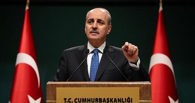 Hükümet Sözcüsü Numan Kurtulmuş: 'Yeni KHK'lar Geliyor'