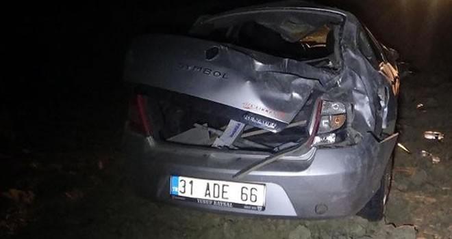 Kahramanmaraş'ta korkunç kaza: 1 ölü 1 yaralı