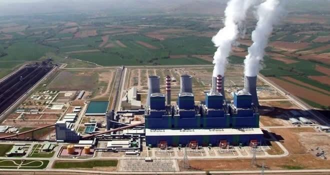 Afşin'de termik santrali'nde yangın: Yaralılar var