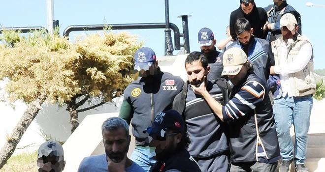 Tabletlerde kroki çıktı! PKK'lı teröristlerin hedefi belirlendi