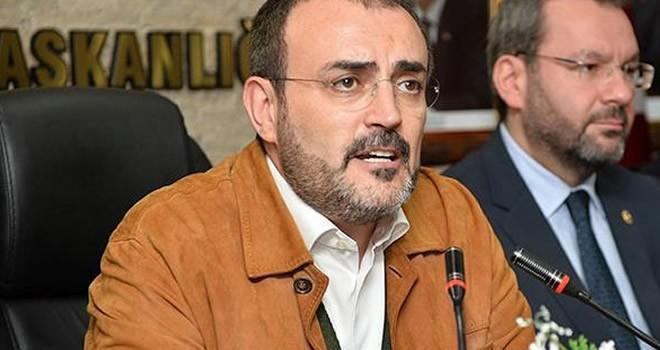 AK Parti Sözcüsü Ünal: ''Türkiye'yi uçurum kenarından çekip aldık''