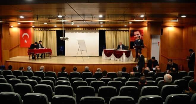 Onikişubat Belediyesi 2017 yılının ilk meclis toplantısını gerçekleştirdi