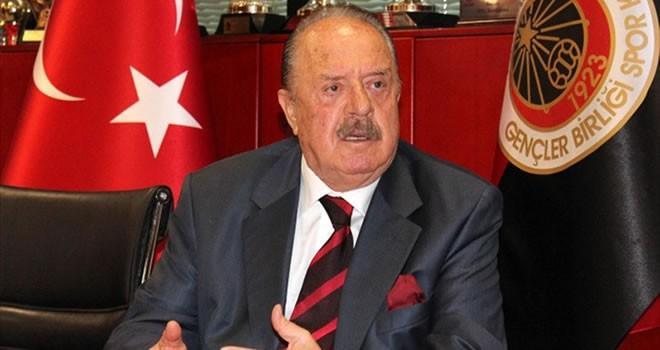 Gençlerbirliği Başkanı İlhan Cavcav hayatını kaybetti!