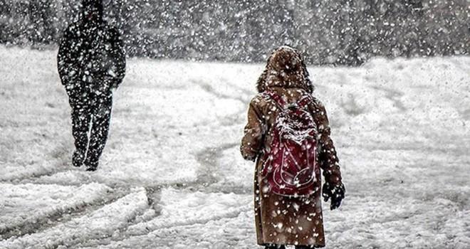 Kar nedeniyle Ardahan'da okullar tatil mi?