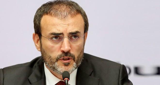 Bahçeli'nin çıkışına AK Parti Sözcüsü Ünal'dan ilk yanıt