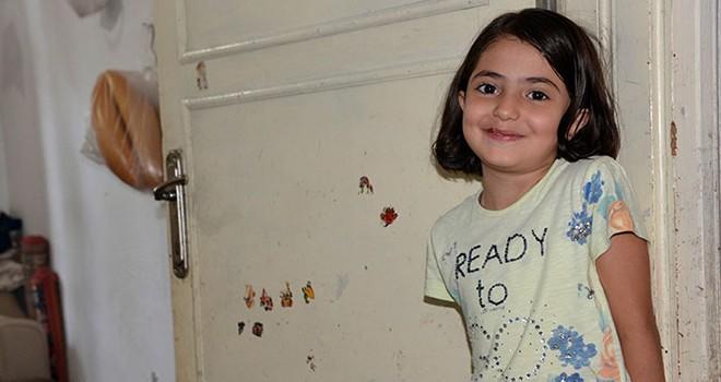 Küçük Saliha uzanacak bir yardım eli bekliyor