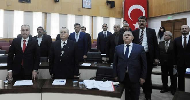 Büyükşehir Meclisi 12 Aralık'ta toplandı