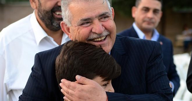 'Yükselen Türkiye'nin yeni yılı, ülkemizin her ferdine mutluluk ve başarı getirsin'