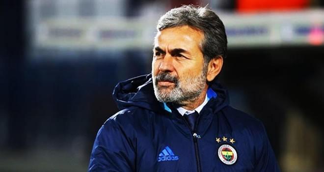 Fenerbahçe resmen açıkladı! Aykut Kocaman kararı!