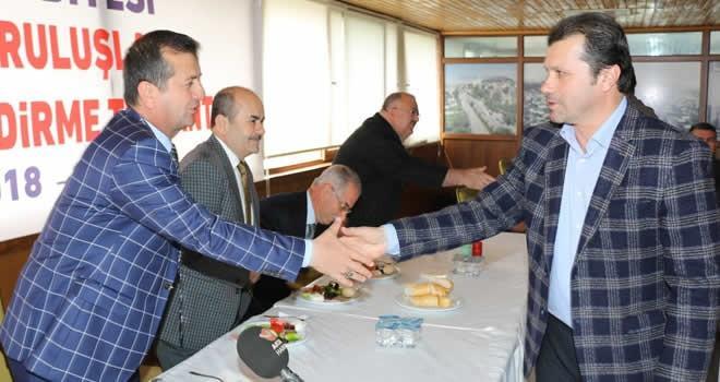 Başkan Bozdağ STK temsilcileri ile bir araya geldi